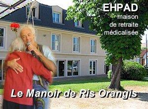 EHPAD Ris Orangis Le Manoir de Temeris