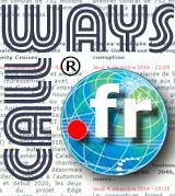 Call Ways® agence de presse  L'activité de nos partenaires s'éclaire à travers 124 pays en 48 langues. Et la votre ?