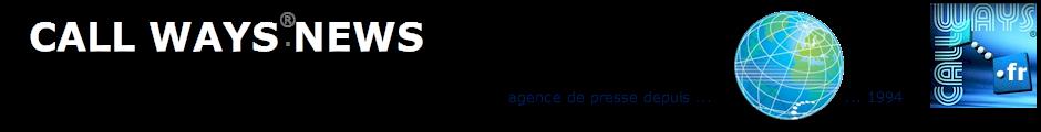 Call Ways tlačové agentúry od roku 1994