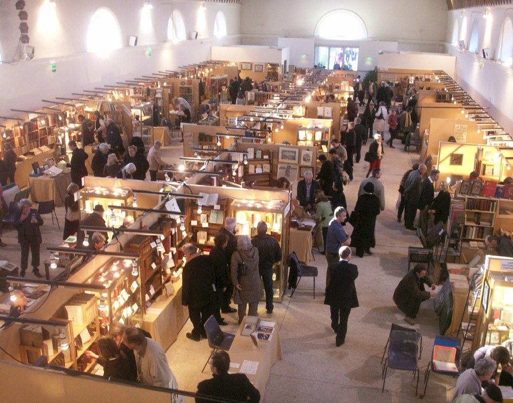 18e salon du livre ancien saint germain en laye for Le salon saint germain en laye