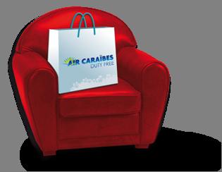 Air cara bes le duty free depuis chez soi dans un fauteuil for Job depuis chez soi