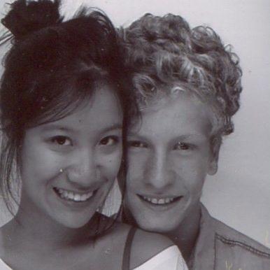 2013-08-29 Yan Zhao et Hadrien Wattrelos
