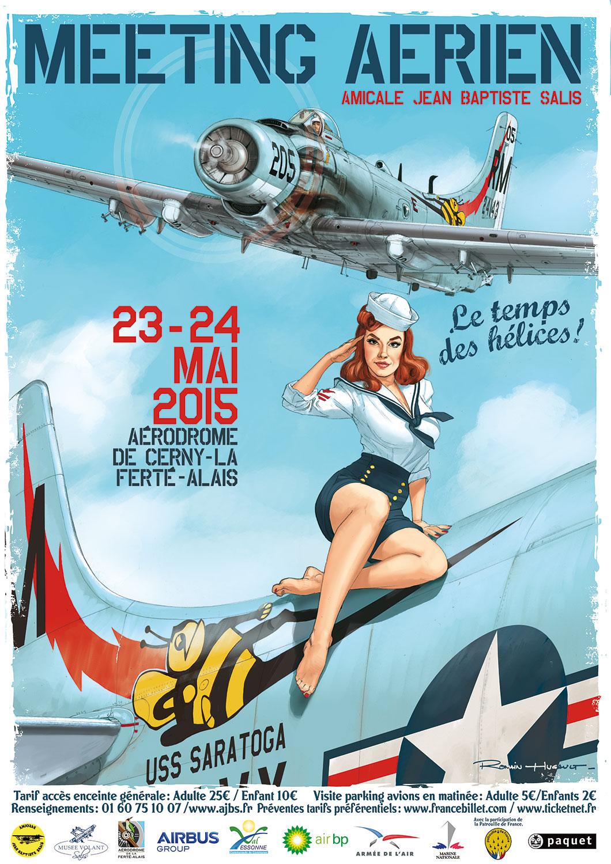 AJBS - Le Temps des Hélices 2015