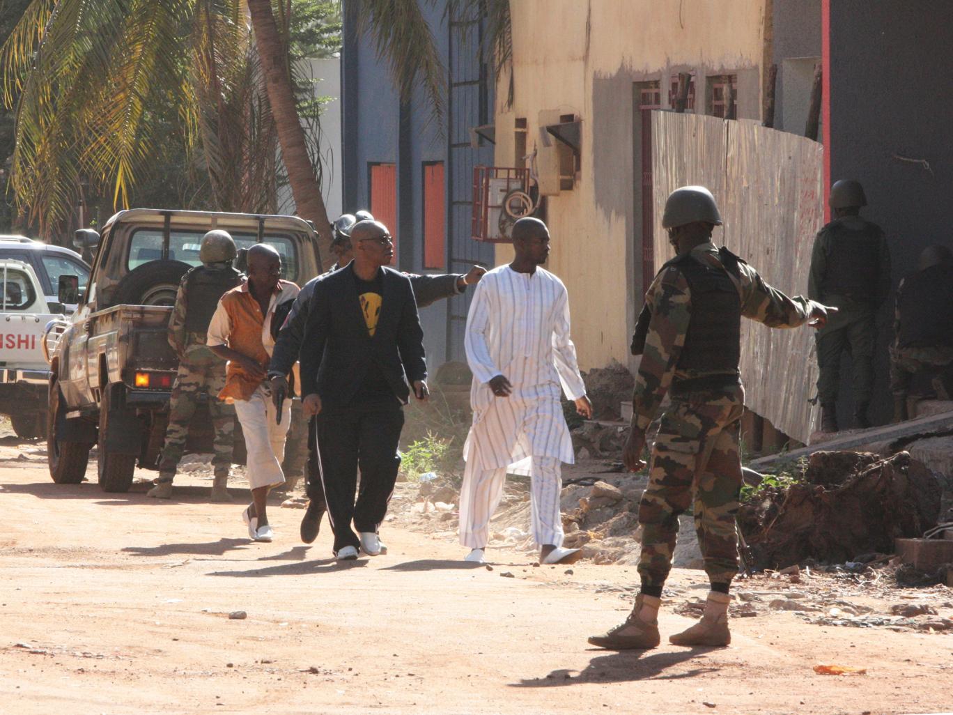 Mali Terror Attacks Radisson Blu Hotel Bamako