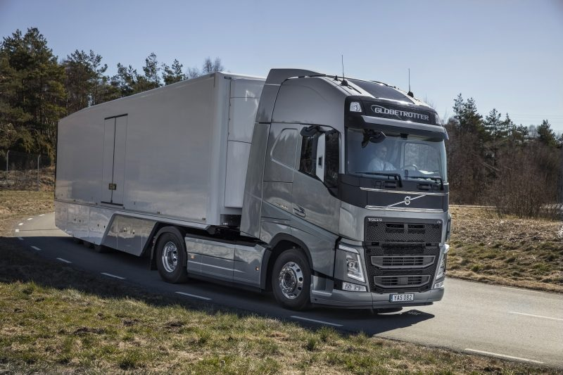 Volvo Truck FH Fuel & Aerodynamics