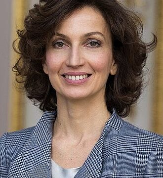 Audrey Azoulay DG UNESCO