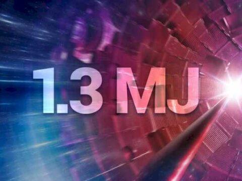 13 MJ - NIF Photon Science
